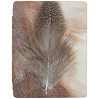 Egyptian Goose Feather Still Life iPad Cover