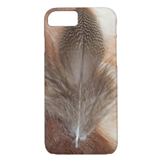 Egyptian Goose Feather Still Life iPhone 8/7 Case