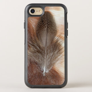 Egyptian Goose Feather Still Life OtterBox Symmetry iPhone 8/7 Case