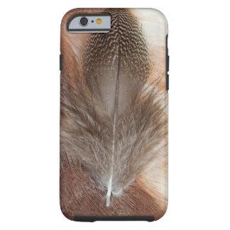 Egyptian Goose Feather Still Life Tough iPhone 6 Case