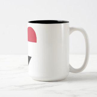 Egyptian Heart Mug
