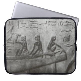 Egyptian Hieroglyphics Computer Sleeve