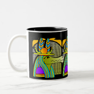 Egyptian hieroglyphics  Design Coffee Mug