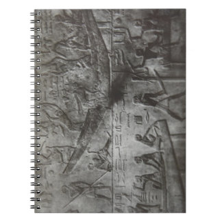 Egyptian Hieroglyphics Notebooks