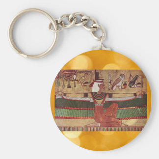 Egyptian Isis keychain
