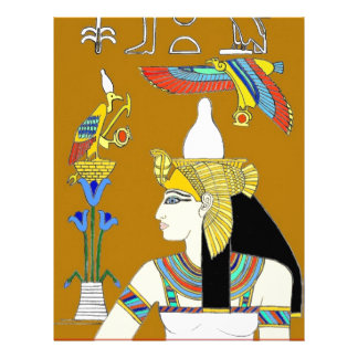 Egyptian Letterhead