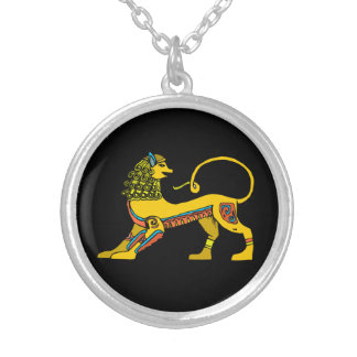 Egyptian Lion Necklace