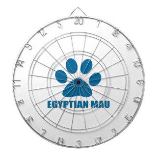 EGYPTIAN MAU CAT DESIGNS DARTBOARD