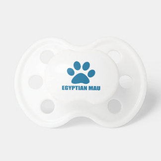 EGYPTIAN MAU CAT DESIGNS PACIFIER