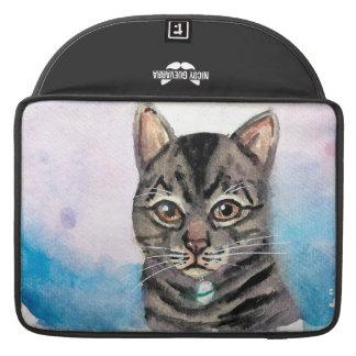 Egyptian Mau Cat Macbook Pro Laptop Sleeve MacBook Pro Sleeves