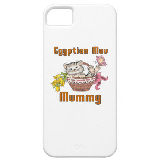 Egyptian Mau Cat Mom iPhone 5 Cases