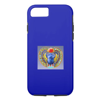 EGYPTIAN MYSTERIES - THE HOLY SCARAB iPhone 8/7 CASE