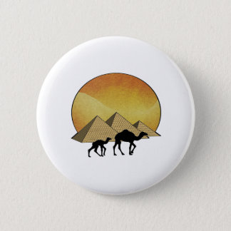 Egyptian Passing 2 Inch Round Button