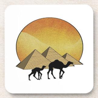 Egyptian Passing Coaster