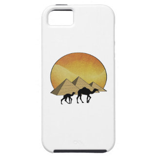 Egyptian Passing iPhone 5 Cover