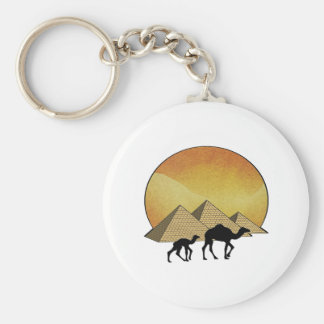 Egyptian Passing Keychain