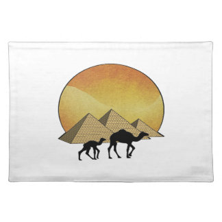 Egyptian Passing Placemat
