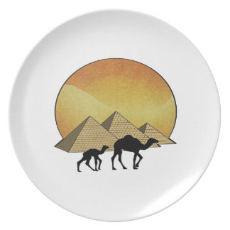 Egyptian Passing Plate