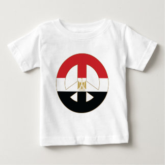 Egyptian Peace Symbol Baby T-Shirt