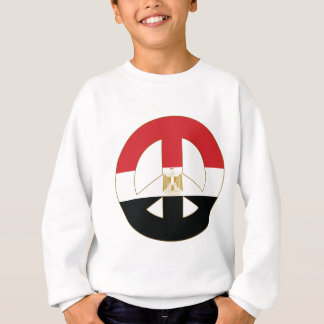 Egyptian Peace Symbol Sweatshirt