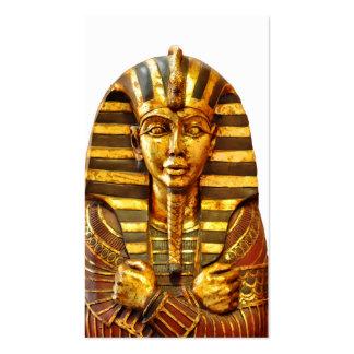 Egyptian Pharaoh Business Card Templates