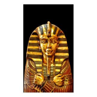 Egyptian Pharaoh Business Card
