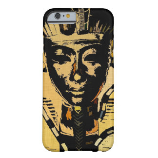 Egyptian Pharaoh King Denim Art Barely There iPhone 6 Case