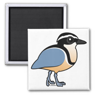 Egyptian Plover Magnet