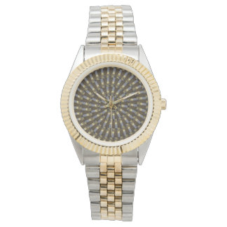 Egyptian Princess Abstract Spiral Pattern, Watch
