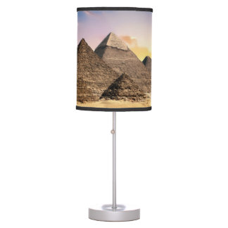 Egyptian Pyramid Lamp