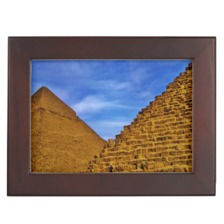 Egyptian Pyramids Keepsake Box