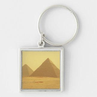 Egyptian Pyramids Keychain