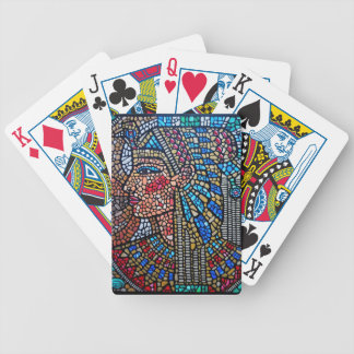 Egyptian Queen Bicycle Playing Cards
