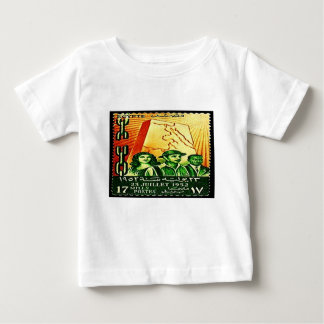Egyptian Revolution Stamp Baby T-Shirt