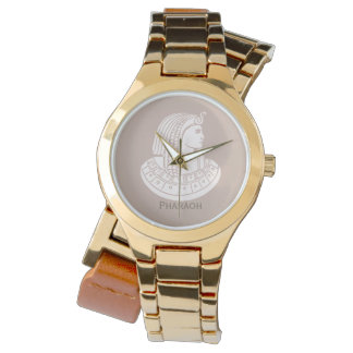 Egyptian Rose Pharaoh Pink Stone Style Egypt Watch