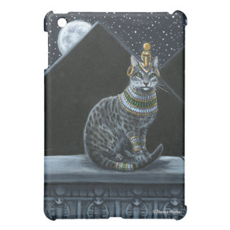 Egyptian Sacred Cat iPad Case