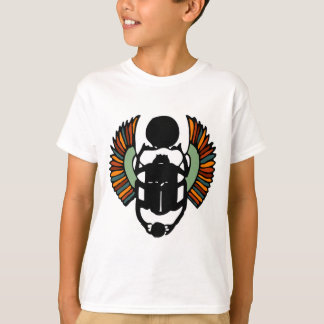 Egyptian Scarab Beetle T-Shirt