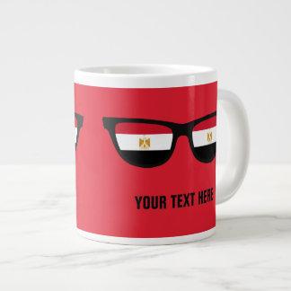 Egyptian Shades custom mugs Jumbo Mug