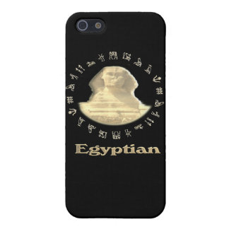 Egyptian Sphinx I-pod cover iPhone 5/5S Case