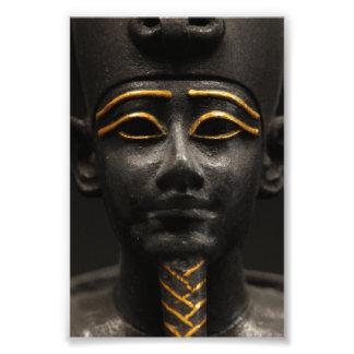 Egyptian Statue of Osiris Photo Print