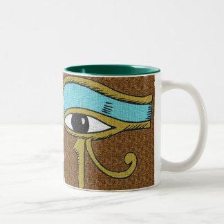 EGYPTIAN SYMBOL -COFFEE MUG