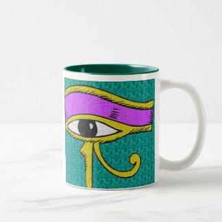 EGYPTIAN SYMBOL -COFFEE MUG -