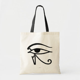 Egyptian Symbol: Utchat Tote Bag