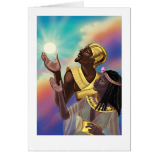Egyptian Valentine Card