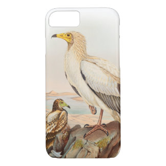 Egyptian Vulture John Gould Birds of Great Britain iPhone 7 Case