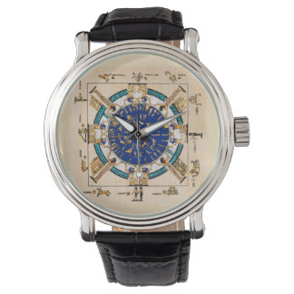 EGYPTIAN ZODIAC STYLE 2 WRIST WATCH