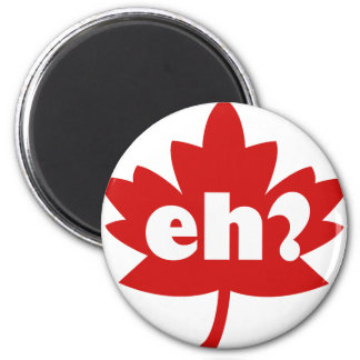 Eh? 2 Inch Round Magnet