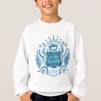 Eh Bee Family Crest Sweatshirt