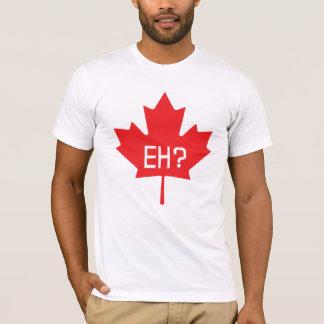 Eh? Canada Maple Leaf Tee