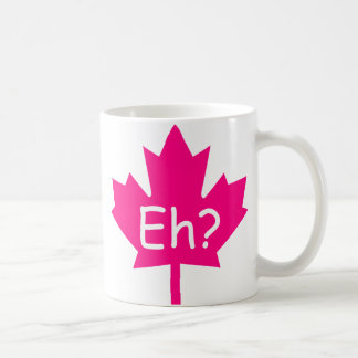 Eh? Canadian Mug